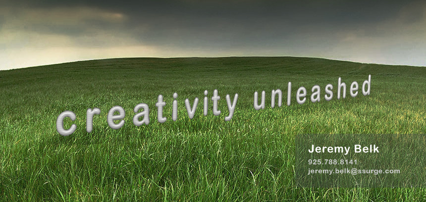 creativity unleashed